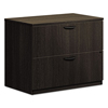 HON basyx® BL Laminate Series Two-Drawer Lateral File Pedestal BSX BL2171ESES