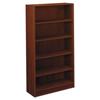 HON basyx® BL Laminate Series Five-Shelf Bookcase BSX BL2194A1A1