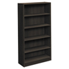 HON basyx® BL Laminate Series Five-Shelf Bookcase BSX BL2194ESES
