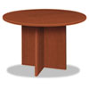 table bases: HON basyx™ Round Conference Table Base 48""