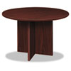 round table top: basyx® BL Laminate Series Conference Table