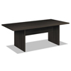 Tables: basyx® BL Laminate Series Rectangle Conference Table with Slab Base