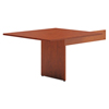 HON basyx® BL Laminate Series Rectangle-Shaped Modular Conference Table End BSX BLMT48RA1A1