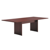 table bases: basyx® BL Laminate Series Rectangle-Shaped Modular Conference Table End
