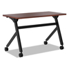 HON basyx® Multipurpose Table Flip Base Table BSX BMPT4824PC