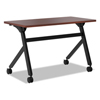 HON basyx® Multipurpose Table Flip Base Table BSX BMPT4824PQ