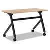 HON basyx® Multipurpose Table Flip Base Table BSX BMPT4824PW