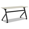 Tables: basyx® Multipurpose Table Flip Base Table