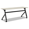 HON basyx® Multipurpose Table Flip Base Table BSX BMPT7224PQ