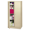 HON basyx® Easy-to-Assemble Storage Cabinet BSX C187236L