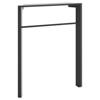 HON basyx® Manage® Series Desk Leg BSX MGDLEGA1