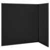 Desk Workstation Accessories Modesty Panels: basyx® Manage® Series Freestanding Privacy Screen