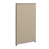 HON basyx® Vers® Office Panel BSX P4224GYGY