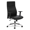 HON basyx® VL108 Executive High-Back Chair BSX VL108SB11