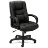 HON basyx® VL131 Executive High-Back Chair BSX VL131EN11