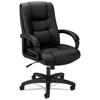 HON basyx® VL131 Executive High-Back Chair BSXVL131EN11