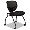 meshchairs: basyx® VL302 Mesh Back Nesting Chair