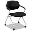 meshchairs: basyx® VL303 Nesting Arm Chair