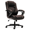 Basyx: basyx® VL402 Series Executive High-Back Chair