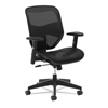 meshchairs: basyx® VL534 Mesh High-Back Task Chair