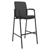 meshchairs: basyx® VL538 Mesh Back Multi-Purpose Stool with Arms