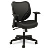 meshchairs: basyx™ VL551 Mid-Back Chair