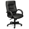 HON basyx® VL690 Series Executive High-Back Chair BSX VL691SB11