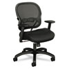 meshchairs: basyx™ VL712 Mid-Back Chair