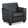 leatherchairs: basyx® VL870 Series Reception Seating Club Chair