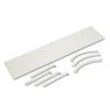 HON Basyx® Versé™ Panel System Hanging Shelf BSX VSH60GYGY