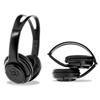 BYTECH Bluetooth Headphones, Black BTH BYAUBO101BK