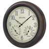 Bulova Bulova Weather Master Wall Clock BUL C4813