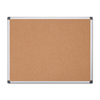 MasterVision MasterVision® Value Cork Bulletin Board with Aluminum Frame BVC CA271170