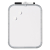 MasterVision MasterVision® Magnetic Dry Erase Board BVC CLK020303