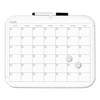 MasterVision MasterVision® Magnetic Dry Erase Calendar BVC CLK022501
