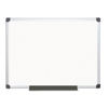 dry erase boards: MasterVision® Porcelain Value Dry Erase Board