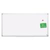 Bi-Silque MasterVision® Earth Silver Easy-Clean Dry Erase Board BVC CR1520790
