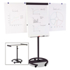 MasterVision MasterVision® 360 Multi-Use Mobile Magnetic Dry Erase Easel BVC EA4806156