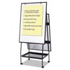 MasterVision MasterVision® Creation Station Melamine Dry Erase Board BVC EA49125016