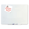 dry erase boards: MasterVision® Magnetic Glass Dry Erase Board