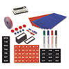 MasterVision MasterVision® Magnetic Board Accessory Kit BVC KT1416
