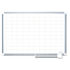dry erase boards: MasterVision® Grid Planning Board