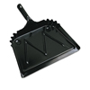 brooms and dusters: Boardwalk® Metal Dust Pan
