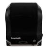 paper towel, paper towel dispenser: Boardwalk® Hands Free Mechanical Towel Dispenser