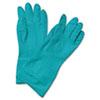Boardwalk Flock-Lined Nitrile Gloves - Medium BWK 183M