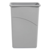 waste receptacles: Slim Jim Waste Container