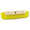 cleaning chemicals, brushes, hand wipers, sponges, squeegees: Dual-Surface Scrub Brush