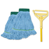 Mops & Buckets: Boardwalk® Looped End Mop Kit