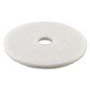 Floor Care Equipment: Standard White Floor Pads