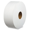 "Laminated Jumbo Roll Toilet Tissue, 3.2"" x 700 ft, White, 12/Carton"